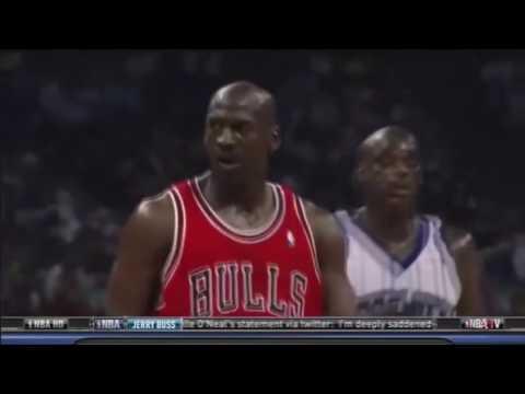 Michael Jordan talks about Scottie Pippen w  Ahmad Rashad!!
