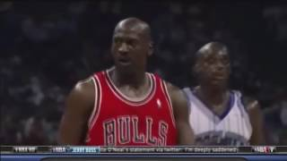 Michael Jordan talks about Scottie Pippen w  Ahmad Rashad!!