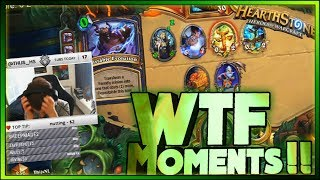 Hearthstone - WTF Moments - Daily Funny Rng Moment
