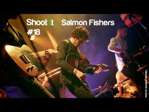 "Salmon Fishers ""Three years"" (Club Transbo Session)  Shoot it #18"