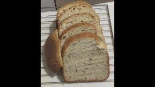 麵包機 麵包機食譜 健康核桃麵包 超鬆軟,無添加,遠離防腐劑 面包制作