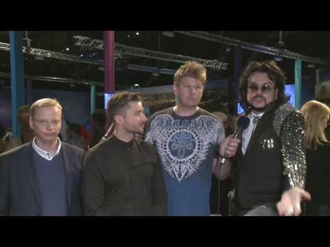 Первое интервью Сергея Лазарева после Евровидение. Полная версия. Всё что было за кадром