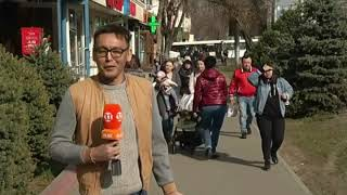 Супер-позитивный казахстанец шокировал журналиста ...