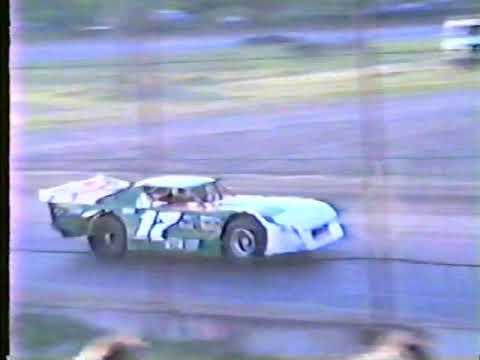 Whittemore Speedway 1988, Tom Rosebrugh @ Thunderbird Raceway