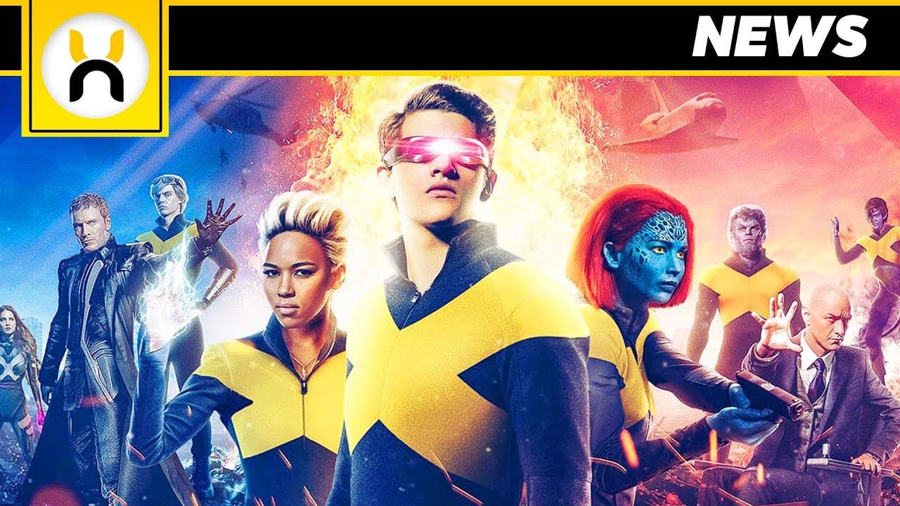 Dark Phoenix New X-Men Suits REVEALED