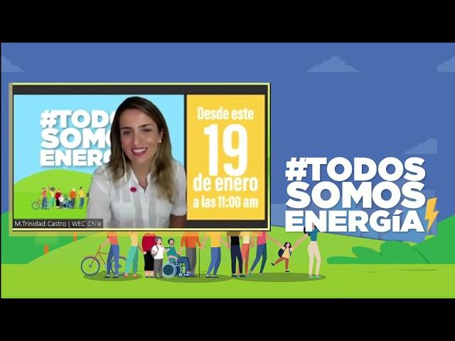 Primer Encuentro de la Campaña Todos Somos Energía
