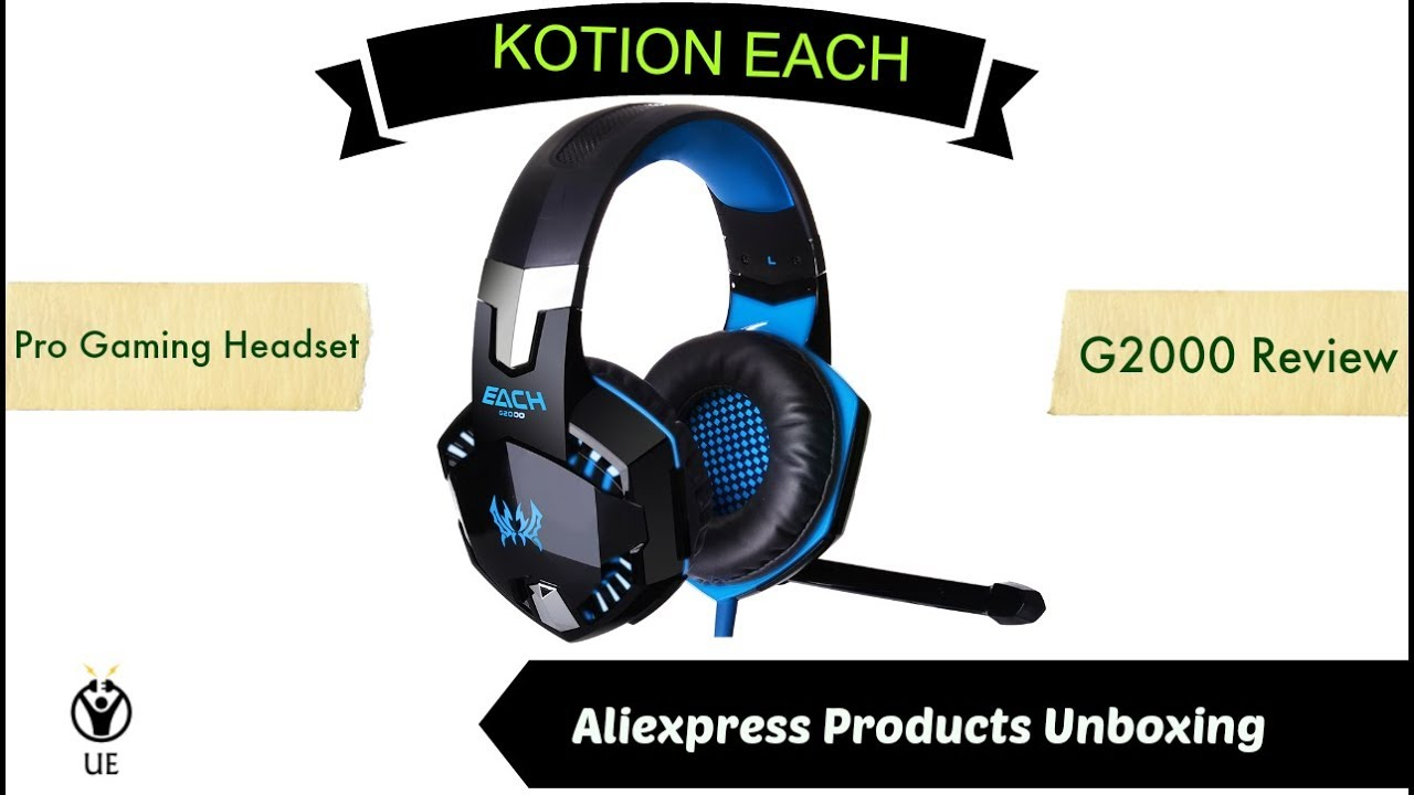 Aliexpress Products Unboxing Kotion Each G2000 Pro Gaming