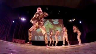 Отчетный концерт K-Dance Star 2015, Команда