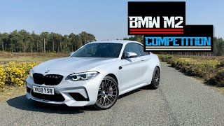homepage tile video photo for 2020 BMW M2 Competition Review: The Best M Car Money Can Buy? - Inside Lane