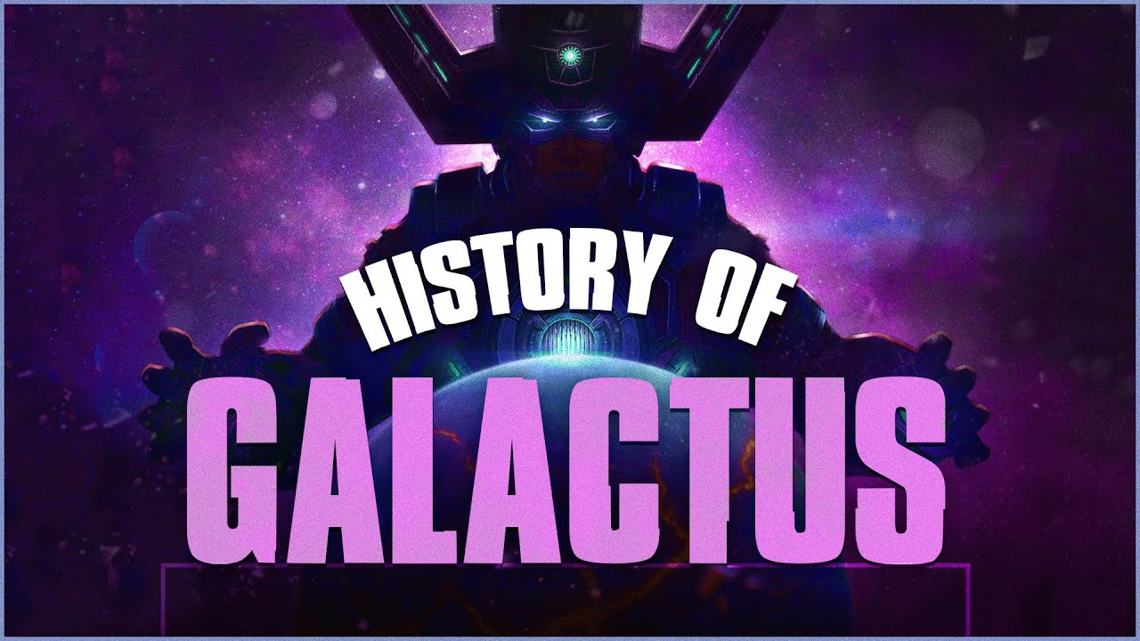 Download History of Galactus