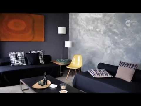 Enduit m tallis gamme linea deco provence peinture doovi - Peinture murale metallisee ...