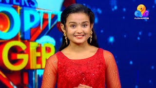 Top Singers With Manju Warrier| Musical Reality Show | Ep#424 ( Part - B )
