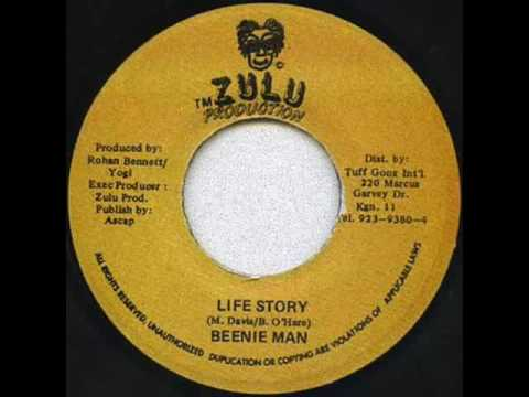 Beenie Man - Life Story