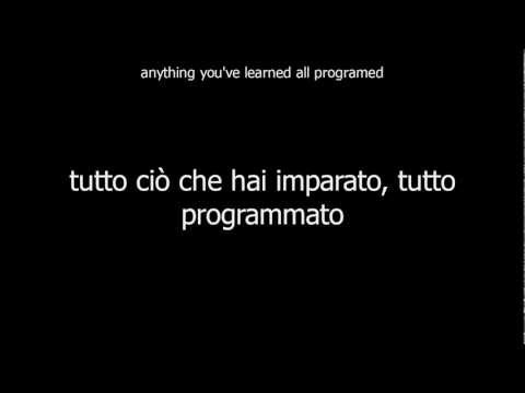 The Script - Broken Arrow TRADUZIONE (Lyrics ita + eng) HD