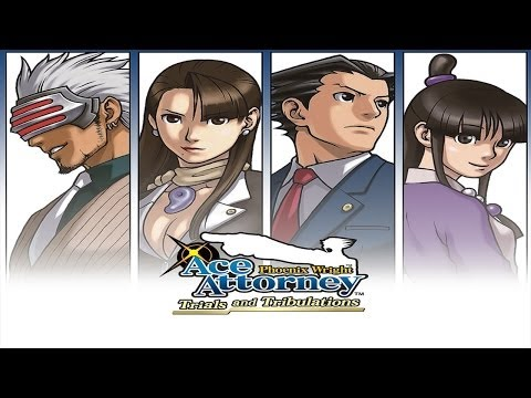 Phoenix Wright  Trials And Tribulations Case 2 The Stolen Turnabout