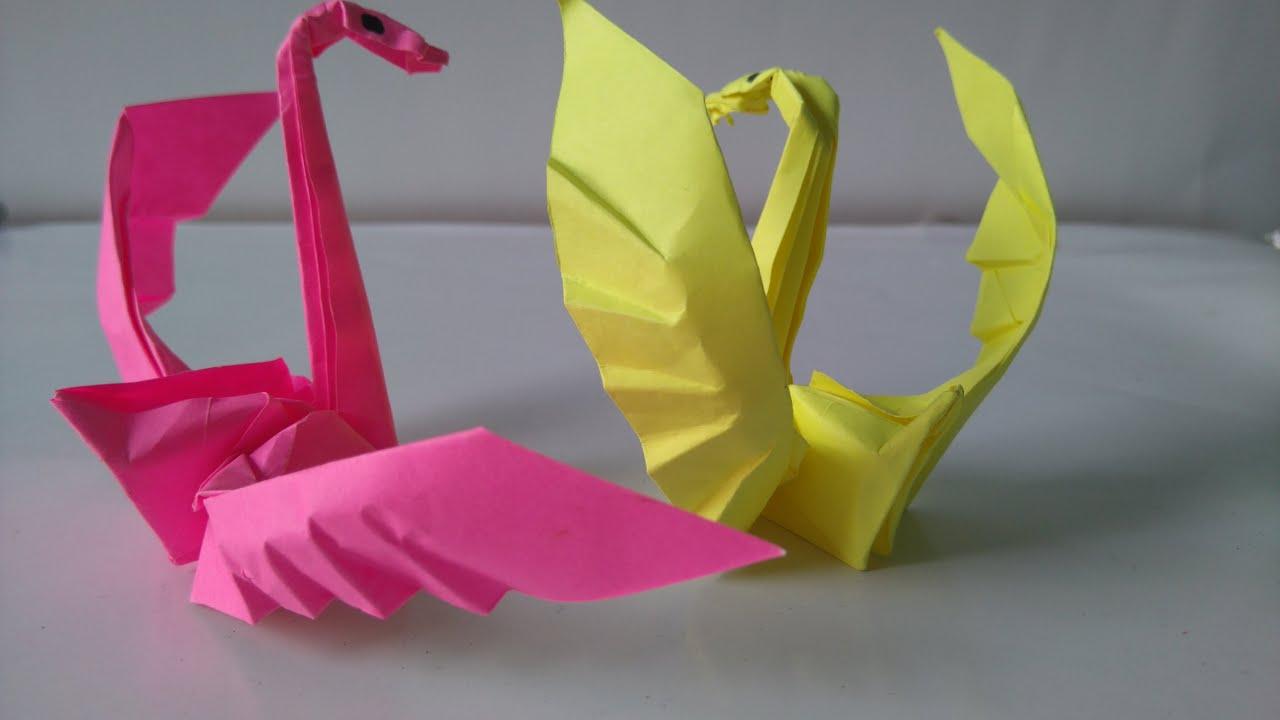Origami Paper Crane / Brid / Swan from Prison Break | Prison break ... | 720x1280