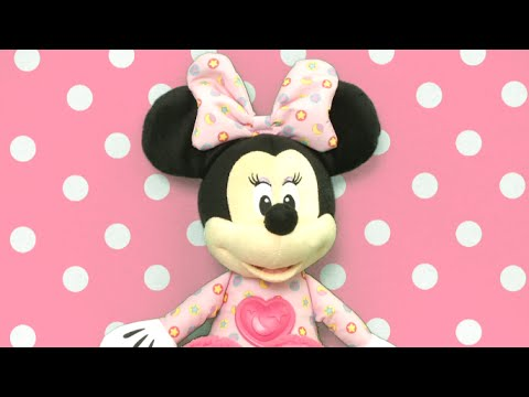 Goodnight Hugs Minnie from Fisher-Price