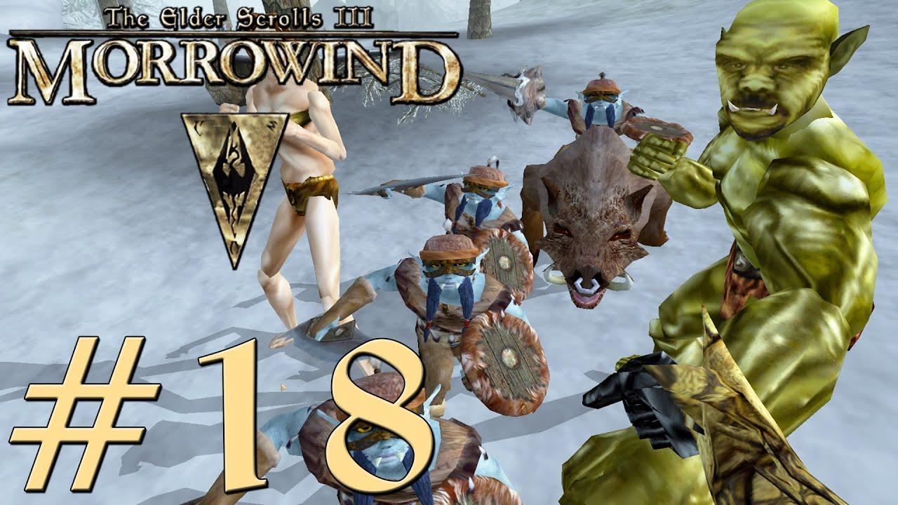 Dark Plays: The Elder Scrolls III: Morrowind [18] -
