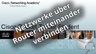 Netzwerktutorial: Routing mit dem Cisco Packet Tracer