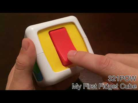 Fisher Price - My First Fidget Cube!