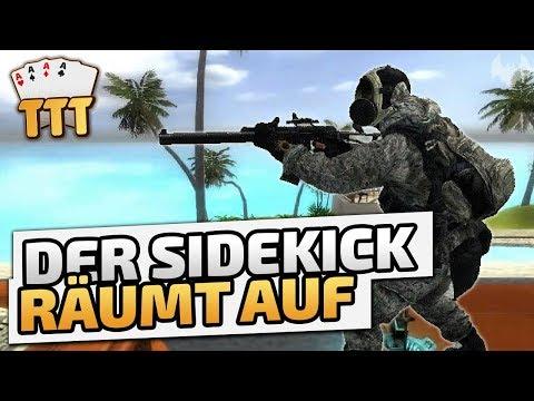 Der Sidekick räumt auf - ♠ Trouble in Terrorist Town Fate #1228 ♠ - Dhalucard