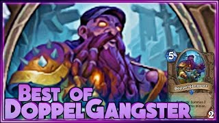 Hearthstone - Best of Doppelgangster - Funny and lucky Rng Moments