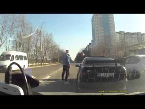 Gangster Fail în Chişinău