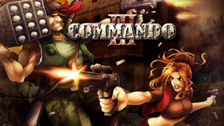 Commando 3 Full Gameplay Walkthrough
