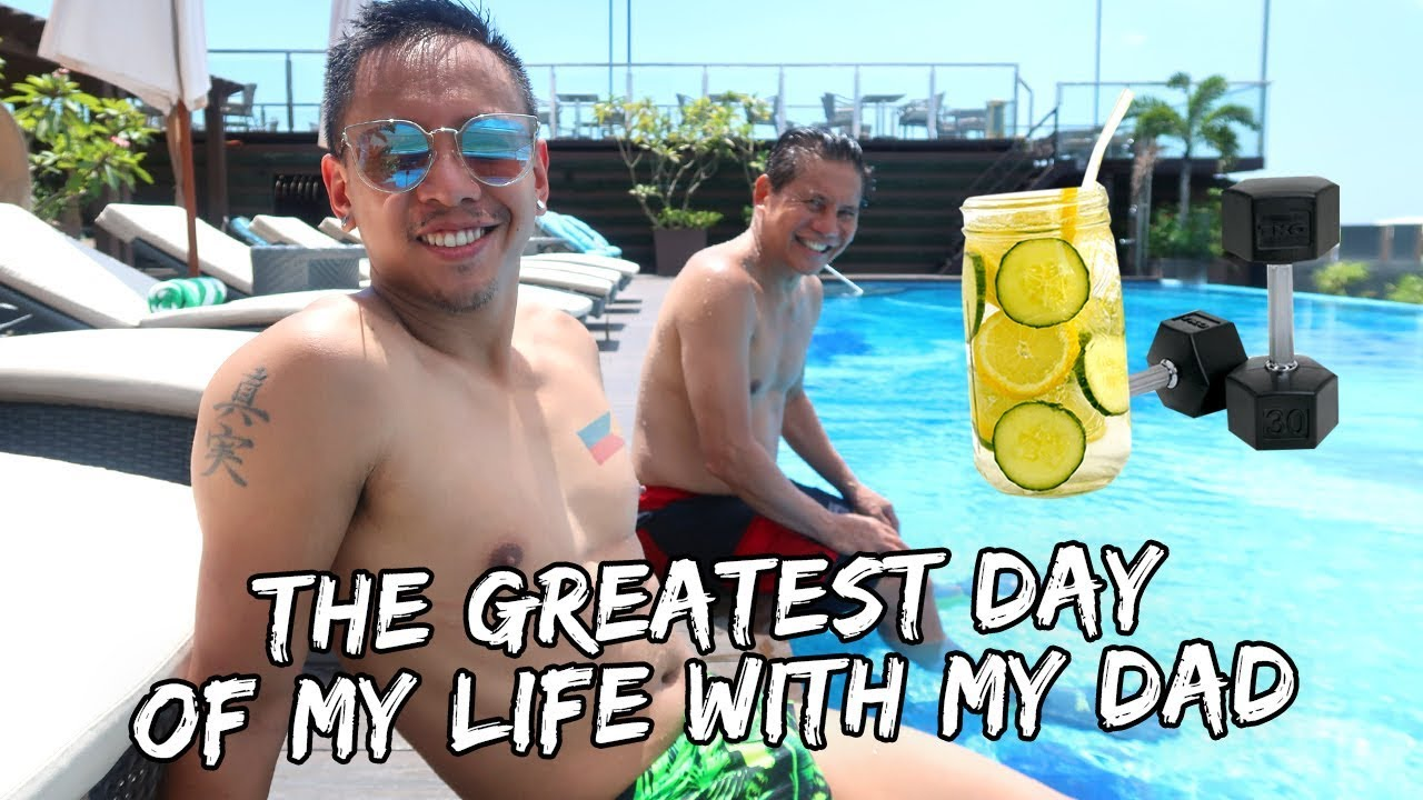 The Greatest Day Of My Life With My Dad | Vlog #455