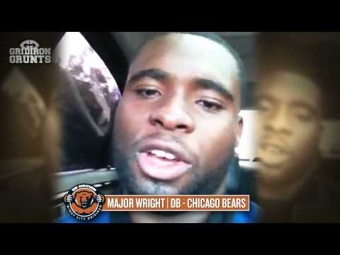 Chicago Bears Safety Major Wright Previews Game vs. St. Louis Rams - Gridiron Grunts