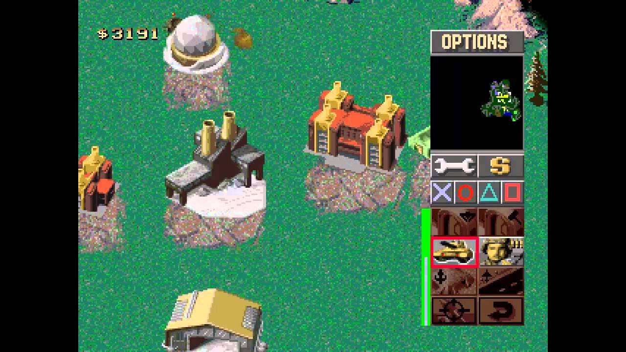 Resultado de imagen para Command and Conquer Red Alert Retaliation