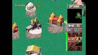 Command & Conquer: Red Alert Retaliation ... (PS1) 60fps