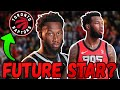 WHO IS DONTA HALL? | Is He the Raptors Next Starting Big Man?