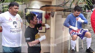 Manny Pacquiao Workout Routine (Training Motivation)