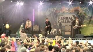 The Futureheads - The Beginning of The Twist // LIVE at Kendal Calling 2010