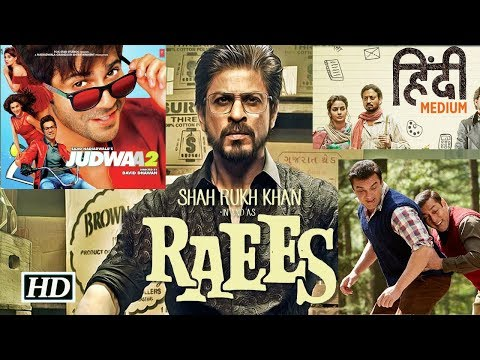 Top 50 BEST Bollywood Hindi Songs of 2017   New & Latest Bollywood Songs OF 2017   JUKEBOX