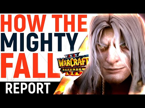 DOWNGRADES & LIES: The Blizzard We Loved Is Dying | Warcraft 3 Reforged Is An Unmitigated Disaster