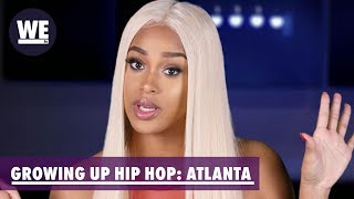 Kiyomi Can't Deal With Drunk Bow Wow | Growing Up Hip Hop: Atlanta