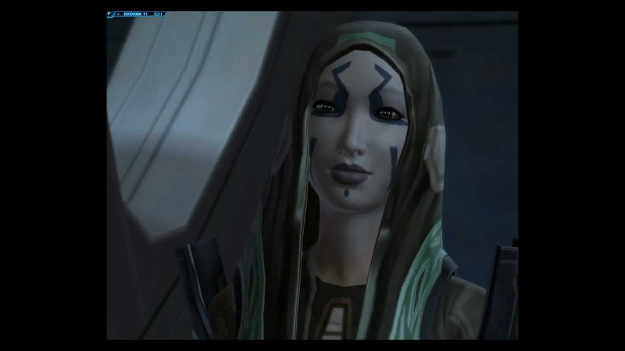 Swtor companion characters jedi consular nadia grell for Who is a consular