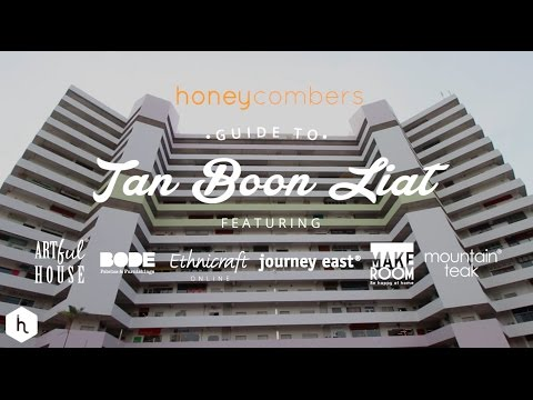 Honeycombers Guide to Tan Boon Liat
