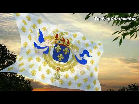 Grand Dieu Sauve le Roi - Unofficial French Royal anthem