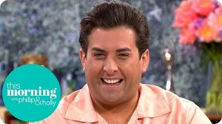James Argent Vows to Take Control of His Weight | This Morning