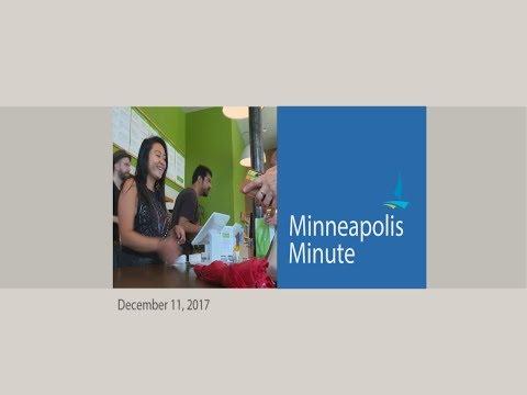 December 11, 2017 Minneapolis Minute