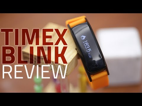 Timex Blink Activity Tracker Review