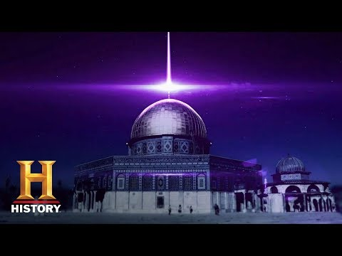 Ancient Aliens: Is Temple Mount a Gateway to Heaven? | History