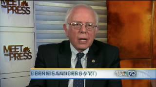 Bernie Sanders on Syria: Destroy ISIS, Get Rid of Assad But Not Unilaterally