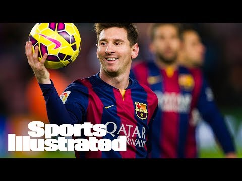 Lionel Messi And Barcelona Agree To Renew Contract Through 2021 | SI Wire | Sports Illustrated