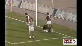 Torino Atalanta 2 1 Polster Nicolini Gritti secondo turno coppa Italia del 26 agosto 1987