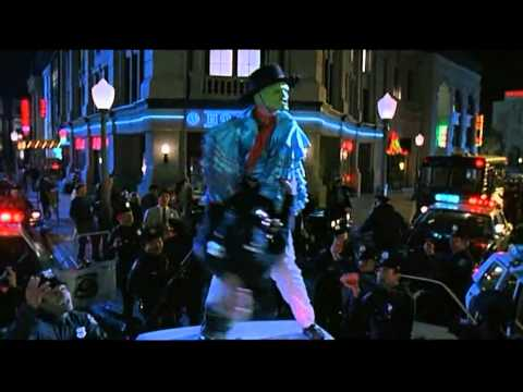Jim Carrey - Baile de ''La Mascara'' (The Mask)