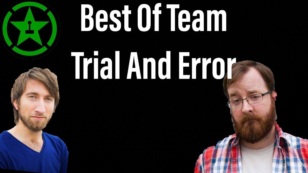 Download Achievement Hunter: Best Of Team Trial And Error